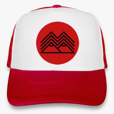 Кепка-тракер Символ Твин Пикс Twin Peaks