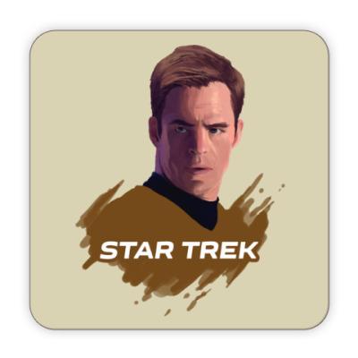 Костер (подставка под кружку) Star Trek