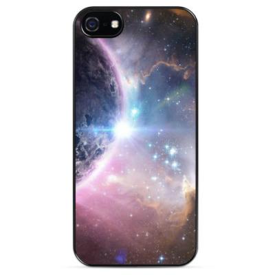 Чехол для iPhone Космическая красота