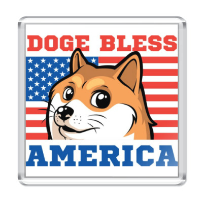 Doge Bless America
