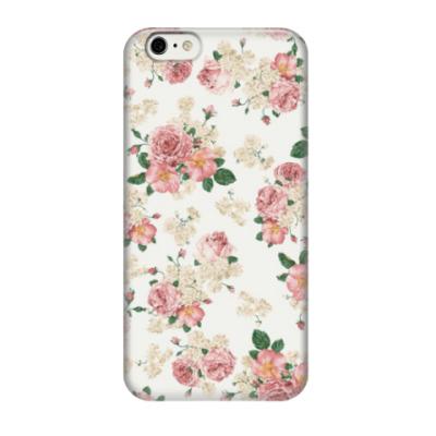 Чехол для iPhone 6/6s Roses