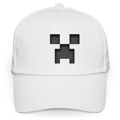 Кепка бейсболка Minecraft Creeper