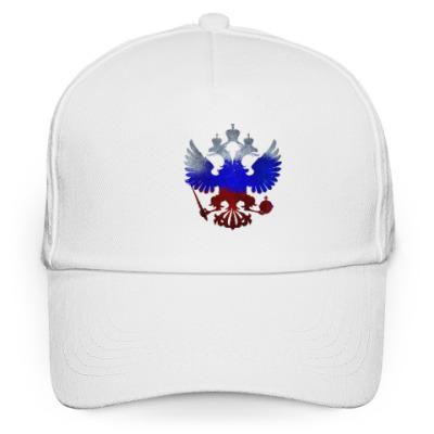 Кепка бейсболка Герб России