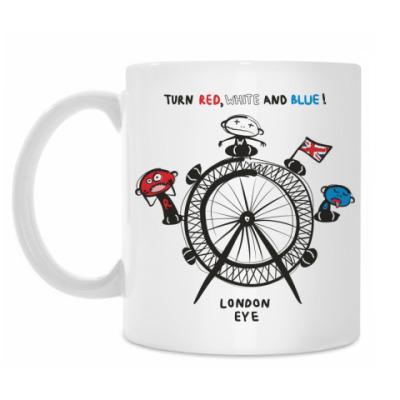Кружка London Eye