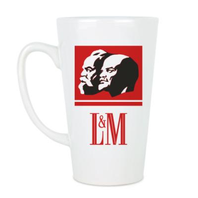 Чашка Латте L&M [NEW]