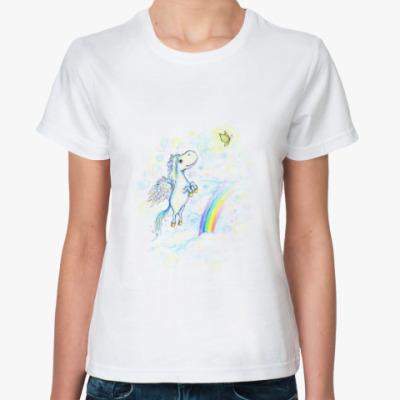 Классическая футболка Вдохновение