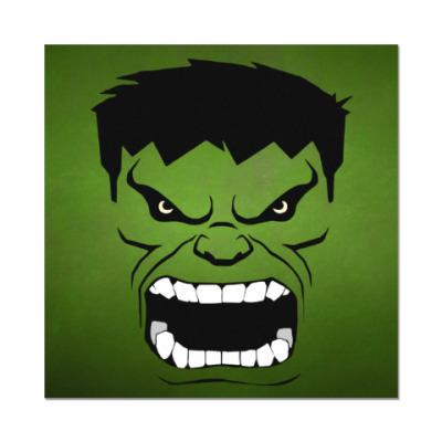 Наклейка (стикер) Hulk