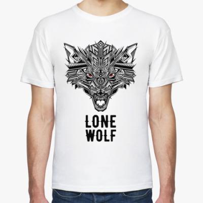 Футболка LONE WOLF