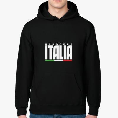 Толстовка худи Hardcore Italia
