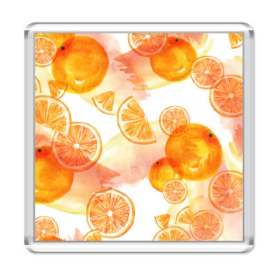 Магнит Апельсиновый взрыв