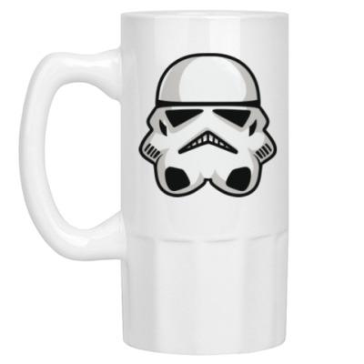 Пивная кружка Star Wars: Штурмовик