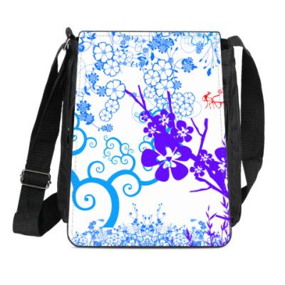 Сумка-планшет Сакура