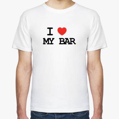 I Love My Bar М