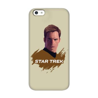 Чехол для iPhone 5c Star Trek