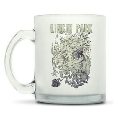 Кружка матовая Linkin Park
