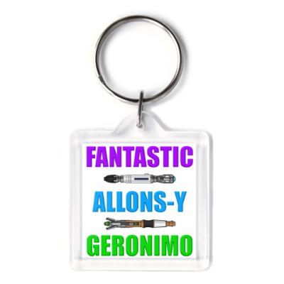 Fantastic! Allons-y! Geronimo!
