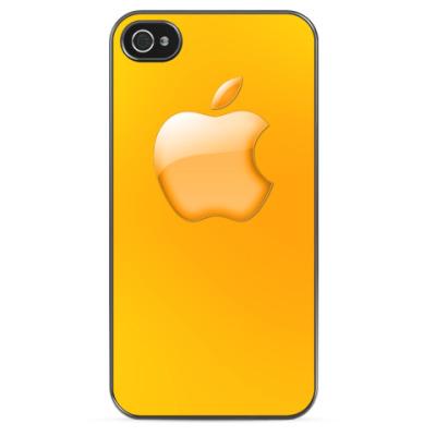 Чехол для iPhone Солнечный Apple