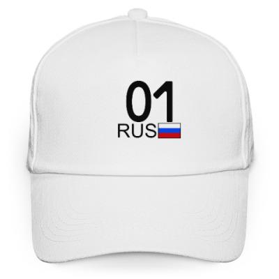 Кепка бейсболка 01 RUS