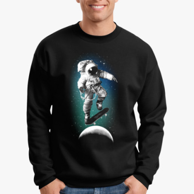 Свитшот Astronaut on skateboard