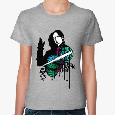 Женская футболка The Dark One