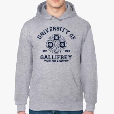 Толстовка худи University of Gallifrey