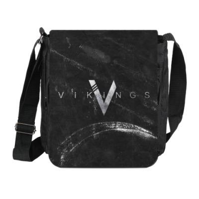 Сумка на плечо (мини-планшет) Vikings