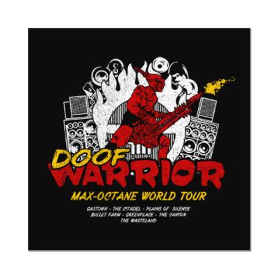 Наклейка (стикер) Doof Warrior