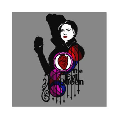 Наклейка (стикер) The Evil Queen