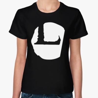 Женская футболка Louna