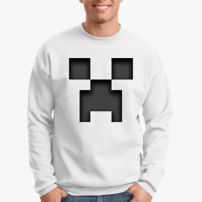 Свитшот Minecraft Creeper