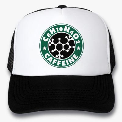 Кепка-тракер Кофеин
