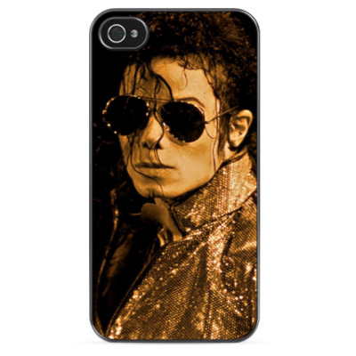 Чехол для iPhone Michael Jackson