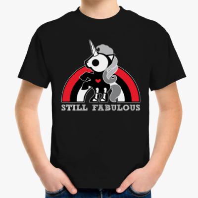 Детская футболка Бонита Единорог