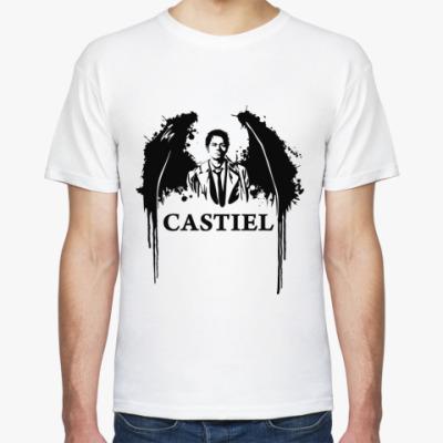 Футболка Castiel
