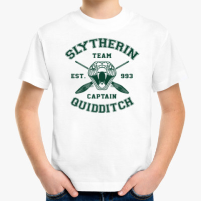 Slytherin Quidditch Team