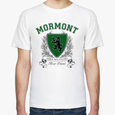 Футболка House Mormont