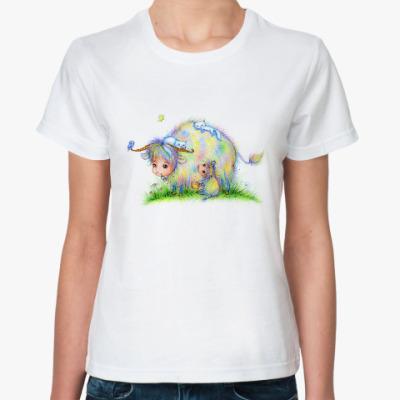 Классическая футболка Яшенька