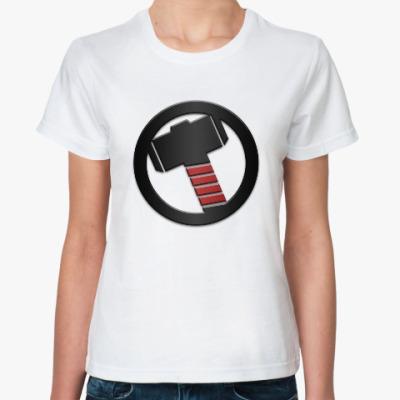 Классическая футболка Thor