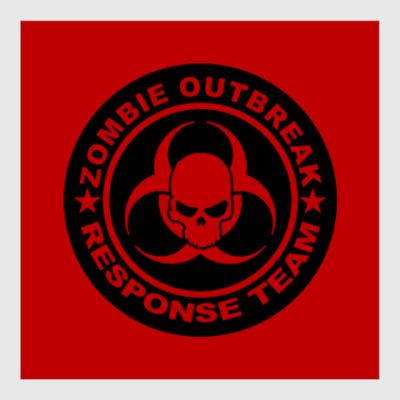 Постер Zombie outbreak response team