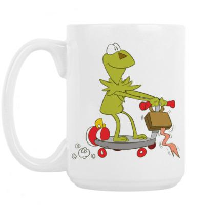 Кружка Kermit the Frog