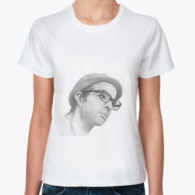 Классическая футболка Закари