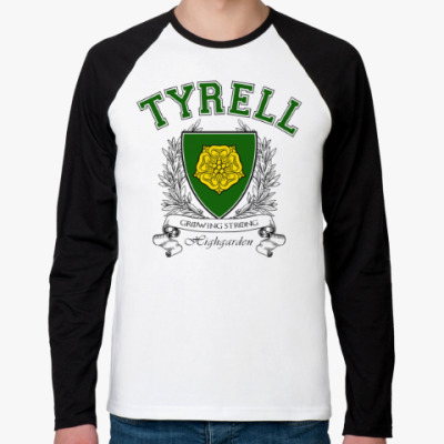 Футболка реглан с длинным рукавом House Tyrell