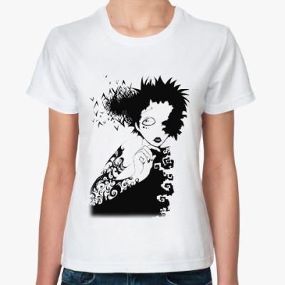 Классическая футболка Птицы