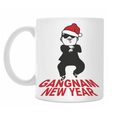 Кружка GANGNAM NEW YEAR
