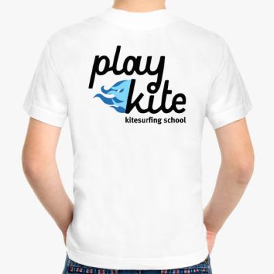 Детская футболка  Бейби Плейкайт