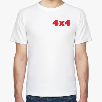 Футболка Bogger 4x4
