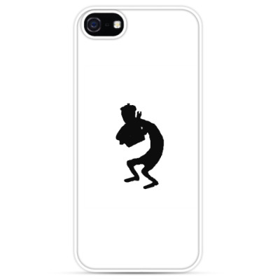 Чехол для iPhone Аккордеонист