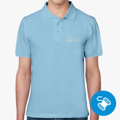 Рубашка поло Мужская рубашка Polo от RUVDS