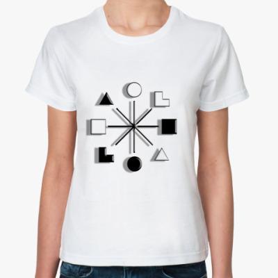 Классическая футболка  ШТИРЛИЦ, ЛСЭ