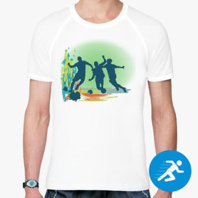 Спортивная футболка Футбол